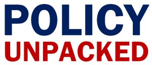 Policy Unpacked logo